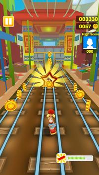 Subway Surf Running 2017 apk screenshot