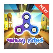 Subway Fidget icon