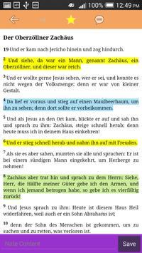 GERMAN BIBLE apk screenshot