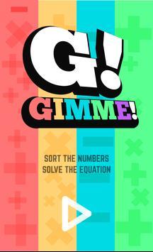 Gimme the Number poster