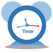 The EXAM Timer (GMAT/GRE/CAT) icon