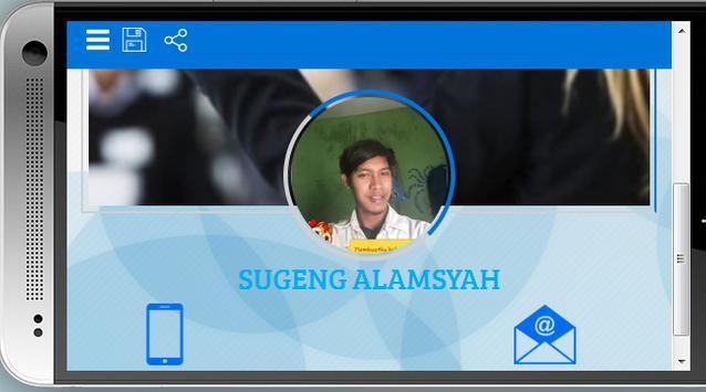 SUGENG apk screenshot