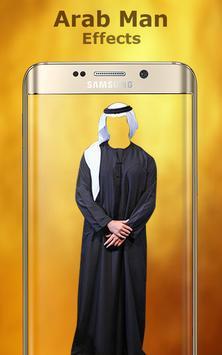 Arab Man Photo Editor apk screenshot