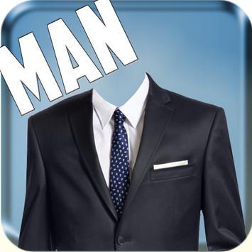 Man Suit - CV Photo Montage poster