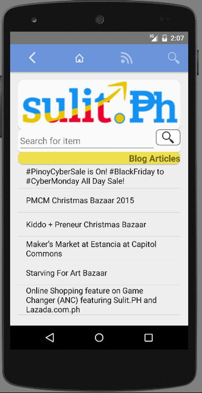 67a3485cf6e Sulit.Ph Buy and Sell PH (Old) for Android - APK Download