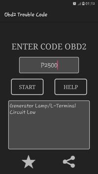 All OBD2 Trouble Codes screenshot 3