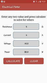 Electrical motor calculator wiring diagram for android apk download electrical motor calculator wiring diagram screenshot 4 ccuart Choice Image