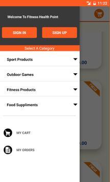 Fitness Health Point screenshot 4