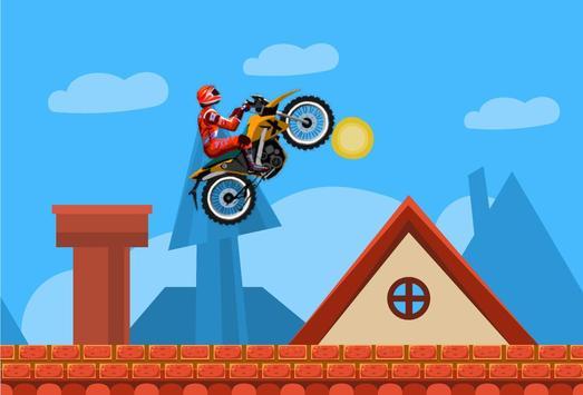 Summer Moto Rider poster