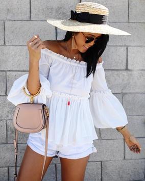 Summer Outfits screenshot 4