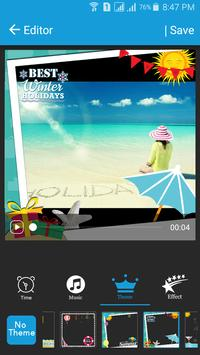 Summer Video Maker apk screenshot
