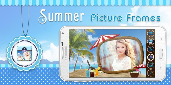 SUMMER PICTURE FRAMES apk screenshot