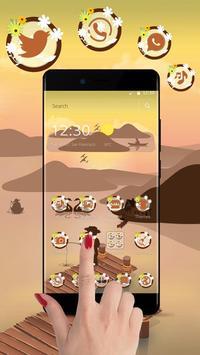 Summer Leisure Theme apk screenshot
