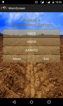 Soil Classification poster