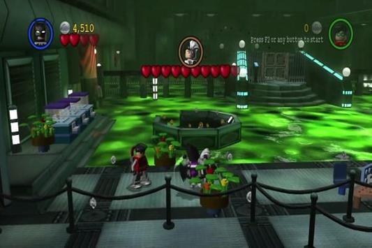 Guide LEGO Batman apk screenshot