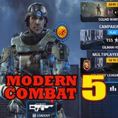 Guide Modern Combat 5 icon