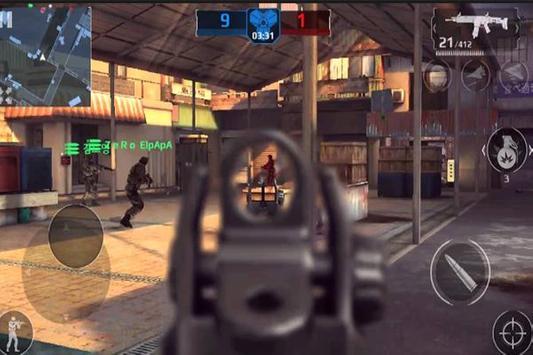 Guide Modern Combat 5 apk screenshot