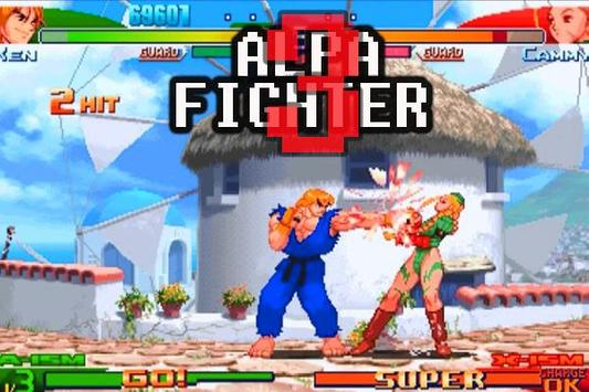 Guide Alpha 3 Fighters apk screenshot