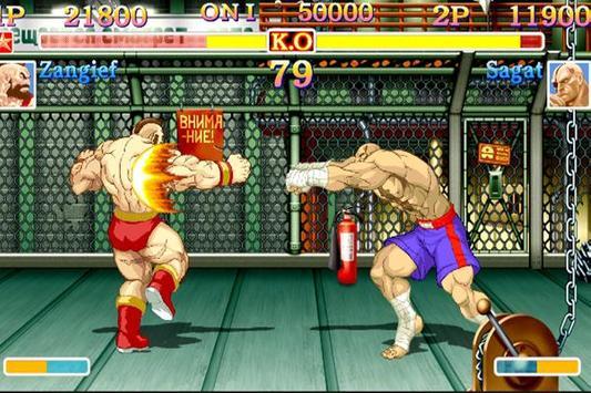 Guide Street Fighter 2 apk screenshot