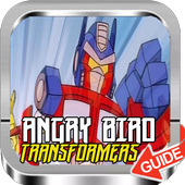 Guide Angry Bird Transformers icon
