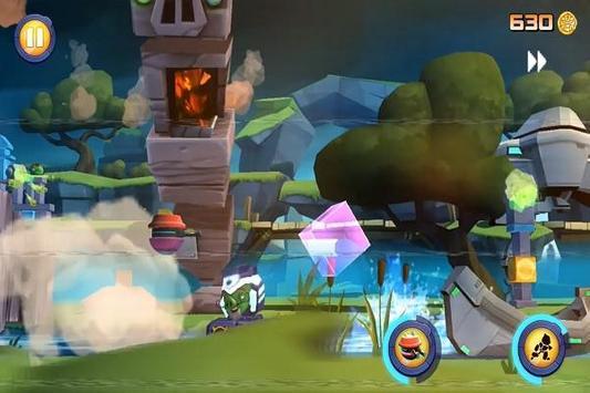 Guide Angry Bird Transformers screenshot 4