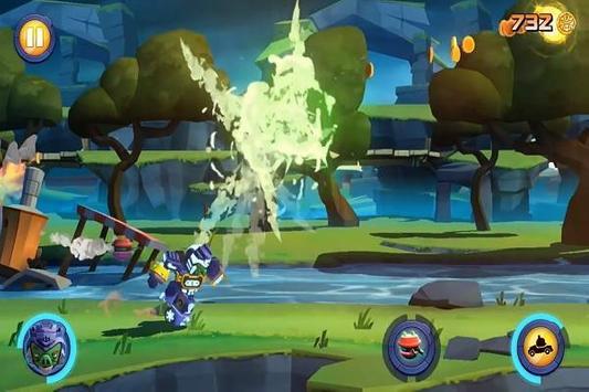 Guide Angry Bird Transformers screenshot 5