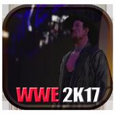 Tips WWE 2k17 icon