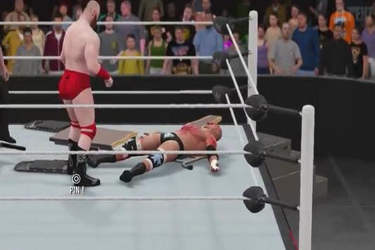 Tips WWE 2k17 apk screenshot