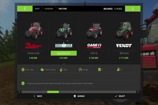 Best Farming Simulator Tips 17 apk screenshot
