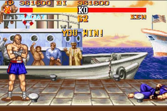 Tips Street Fighter 2 apk screenshot