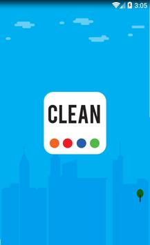 The Cleaning App poster