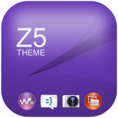 Z5 Launcher and Theme icon