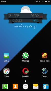 S7 Galaxy Theme apk screenshot
