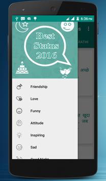 Best Status 2018 poster
