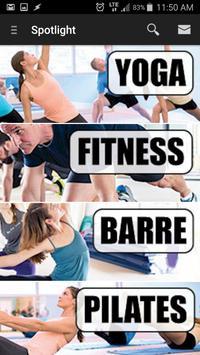Sunstone Fitness poster
