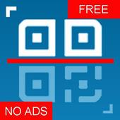 QR Code Reader from HEJ.ie that auto opens URLs icon