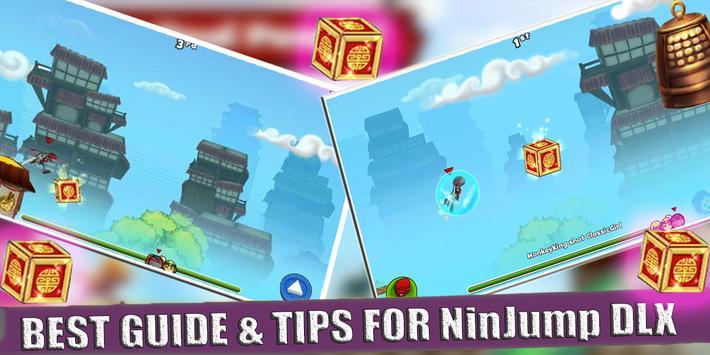 Guide for NinJump DLX apk screenshot