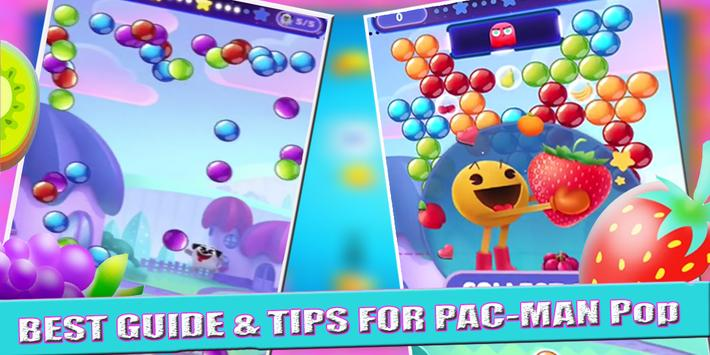 Guide for PAC MAN Pop poster
