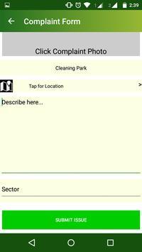 Clean Noida apk screenshot