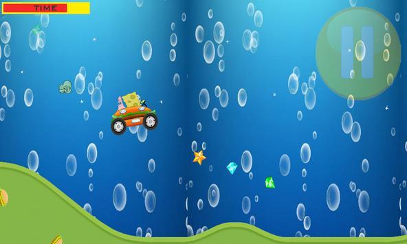 Super Advanture Spongbob ™ screenshot 1