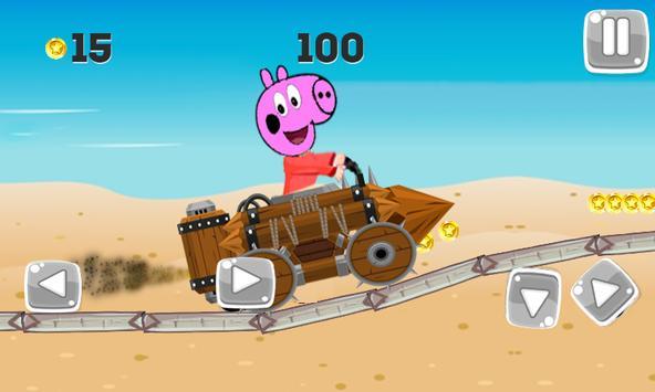 Super Adventure Peppa Pig ™ apk screenshot