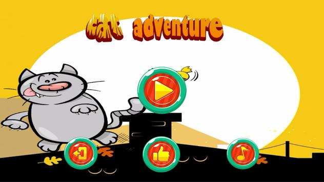 adventure cats poster