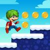 Super boy - Super World - adventure run-icoon
