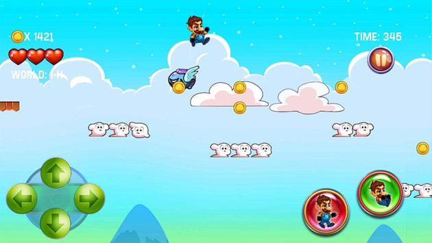 Super Bros Smash World apk screenshot