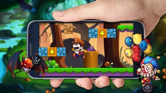 Adventures Of Super Smash Boy apk screenshot