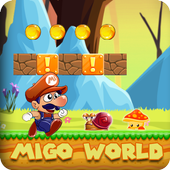 Super Migo World Adventure icon