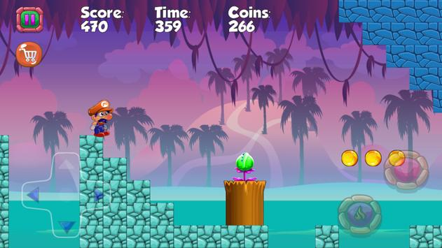 Super Migo World Adventure screenshot 2