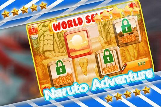 Ninja Fight 2019 : Adventure of Naruto screenshot 1