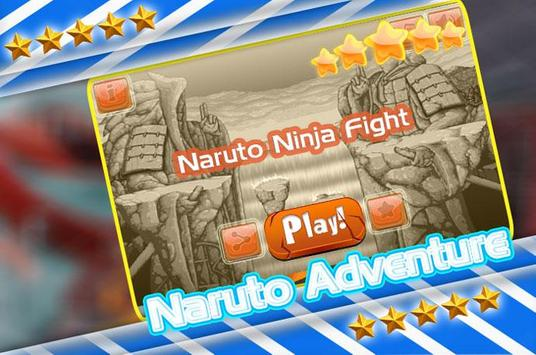 Ninja Fight 2019 : Adventure of Naruto screenshot 6