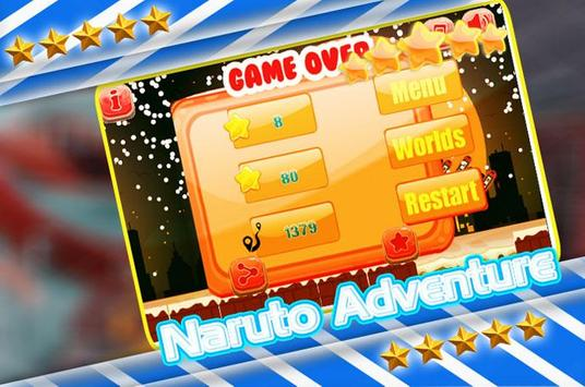 Ninja Fight 2019 : Adventure of Naruto screenshot 8